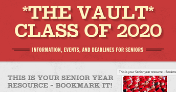 Check Out THE VAULT