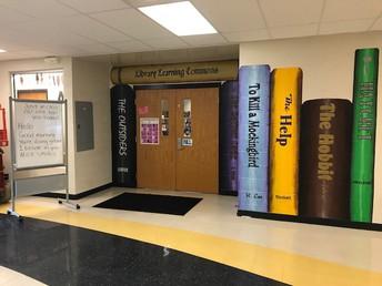 Savannah High School Library Learning Commons