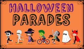 Grant Halloween Parade, 10/31