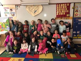Mrs. Conetta's Kindergarten Class