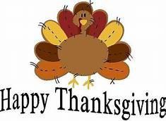 Thanksgiving Break!
