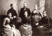 Maria Mitchells family