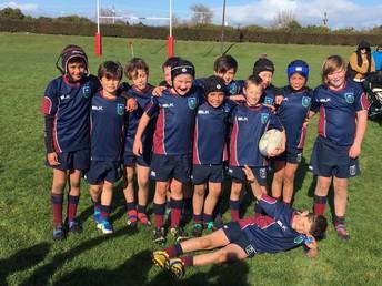 Under 10 Blue Team