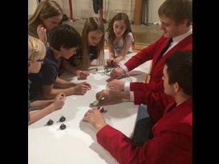 SkillsUSA Members Visit Elementary Schools