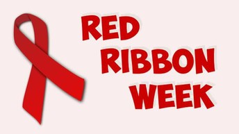 Red Ribbon Week, October 23rd to 31st