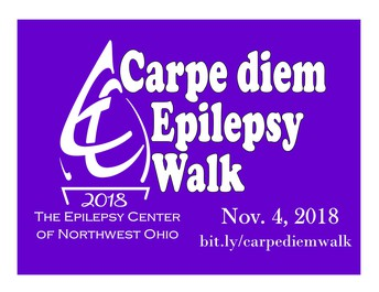 Carpe Diem Epilepsy Walk 2018