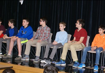 WMS ANNUAL GEOGRAPHY BEE