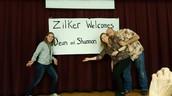 Becca Sharp, Zilker Librarian