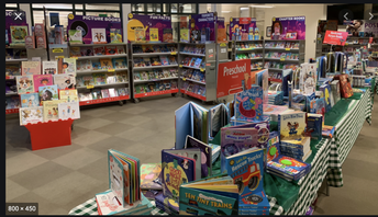 Our Book Fair is online! Support our school and help your child discover new books, favorite characters, complete series, and more! You'll love the fun new option to shop for Book Fair exclusives directly from the interactive booklist and enjoy free shipping on book-only purchases over $25. Orders must be placed by Dec. 11th for Holiday delivery.