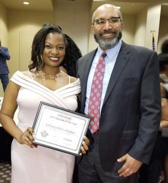 2019 HAABSE Teacher of the Year