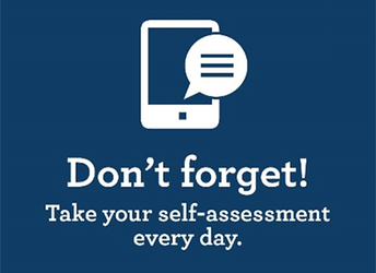 lease Remember to Use the COVID-19 Student Screener EACH DAY When We Resume Classes after Spring Break