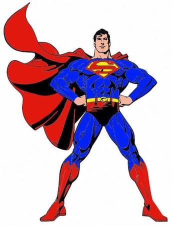 Look! Up in the Sky! It's a Bird, It's a Plane, It's the ... GMA Super hero Run coming Soon!