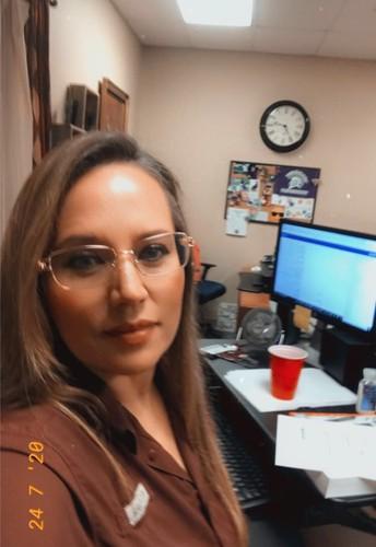 Meet our new Secretary/Bookkeeper: Marisol Roca