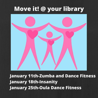 Move It at the Great Falls Public Library