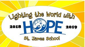 We Light the World with HOPE!