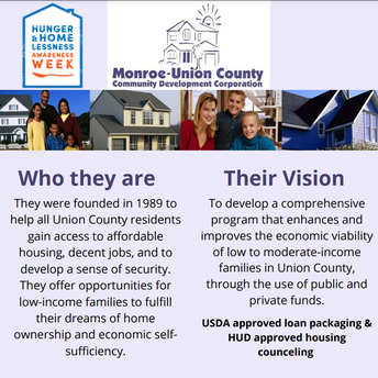 Monroe - Union County Community Development Corporation