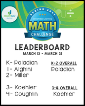 DreamBox Spring Math Challenge