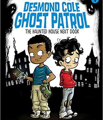 Desmond Cole Ghost Patrol