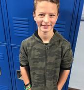 Simeon Shedd- MYP Year 1 Grade 6