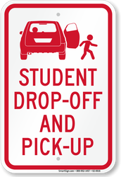 Drop Off and Pick Up Procedures
