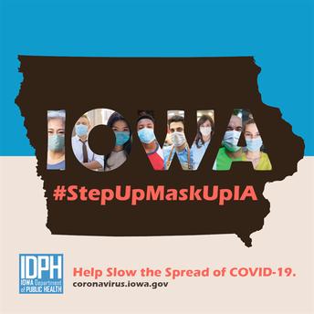 Step Up & Mask Up