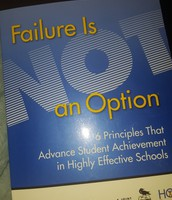 Failure is Not an Option- Book Study