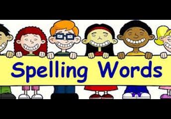 Spelling/ Words Their Way word study