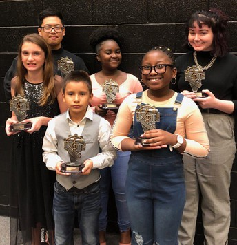 Congratulations to the 2018 Alief Idol Finalists!