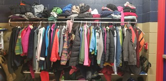 Do You Recognize Anything in This Photo? Lost & Found Items Will Be Donated Friday 1/24 Afternoon