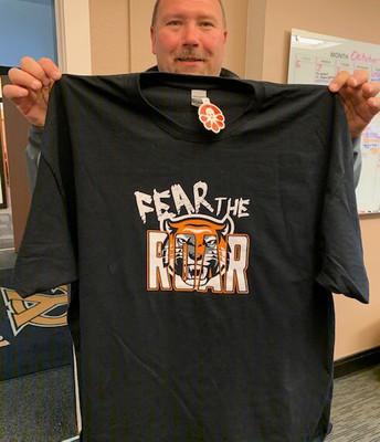 Fear the Roar Shirts!
