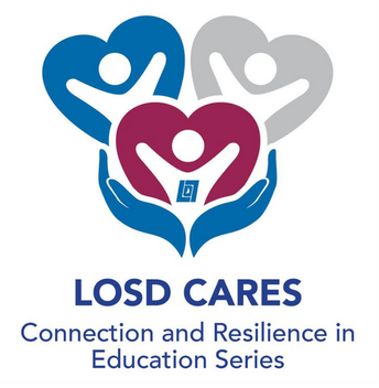 logo of LOSD CARES
