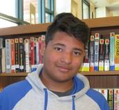 Jose Torres -- 7th Grader