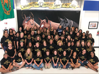 CFES is #JeffStrong