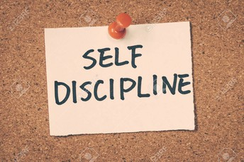 March Character Pillar - Self Discipline
