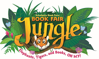 Thank you for another successful Book Fair!