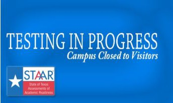 Closed Campus for Mock STAAR Testing