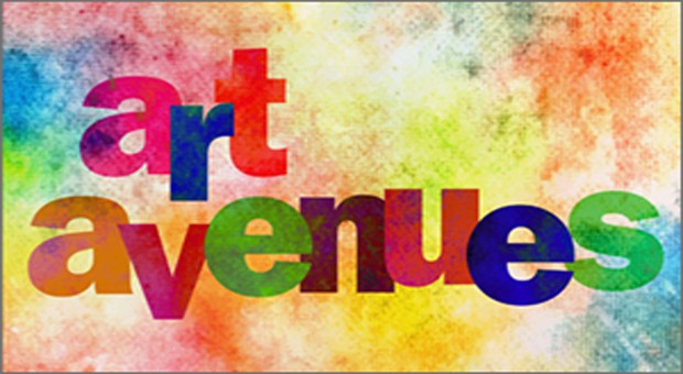 Art Avenues banner.