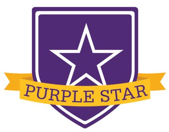 STRONGSVILLE HIGH SCHOOL EARNS 'PURPLE STAR' DESIGNATION FOR SUPPORT OF MILITARY FAMILIES