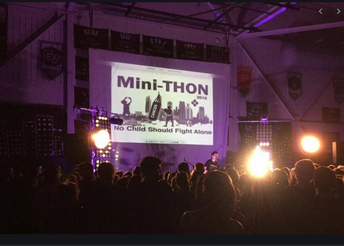 GVHS Interact Club Is Hosting a Parents' Night Out For GVSD Elementary School Students at GVES to Support Minithon!