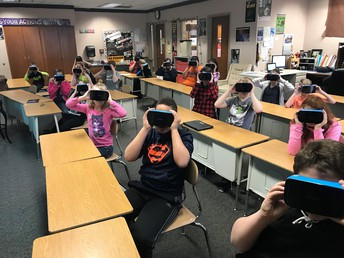 5th Grade Google Expedition