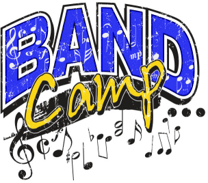 Gearing up for Band Camp!