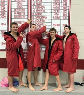 200 Freestyle Relay School Record