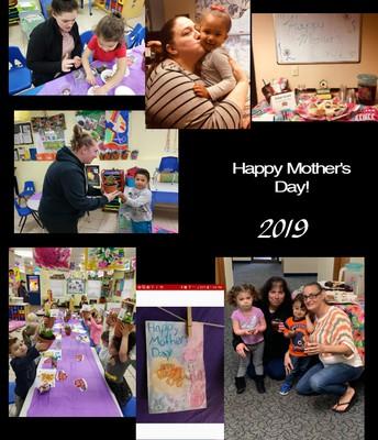 Mom's Day Celebration!