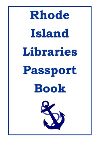 VISIT ALL THE RHODE ISLAND LIBRARIES!