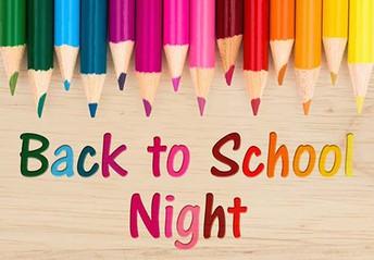 Monday, 8/24: Virtual Back to School Night