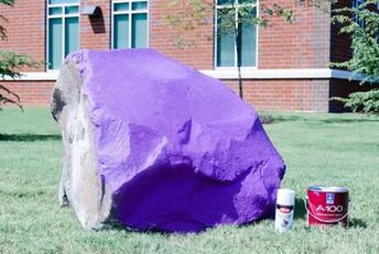 The Spirit Rock -  La roca espiritual