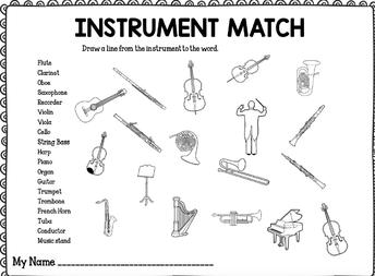 Instru-ment Match