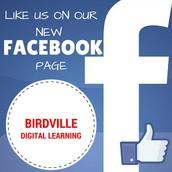LIKE THE BIRDVILLE DIGITAL LEARNING FACEBOOK PAGE