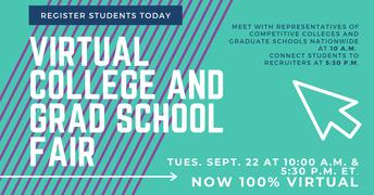 Virtual Graduate School Fair