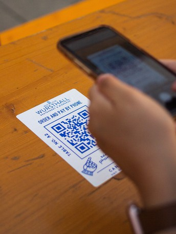Paperless Sign Out for In-Person Students